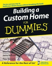 Daum, Kevin Building Your Own Home For Dummies