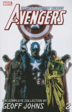 Johns, Geoff Avengers the Complete Collection by Geoff Johns 2