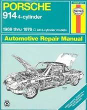 J. H. Haynes,   P.B. Ward Porsche 914 (4-Cyl) (69 - 76)
