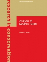 Thomas J.S. Learner Analysis of Modern Paints
