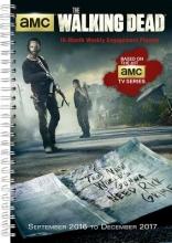 AMS`s the Walking Dead 2017 Calendar