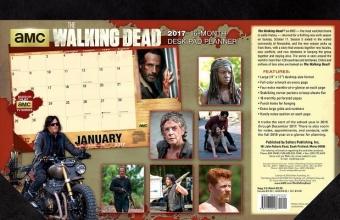 AMC Cal 2017-The Walking Dead, AMC