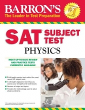 Jansen, Robert,   Young, Greg Barron`s SAT Subject Test Physics