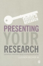 Lucinda Becker Presenting Your Research