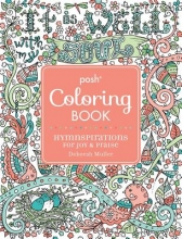 Muller, Deborah Posh Adult Coloring Book