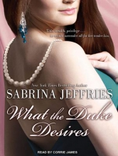 Jeffries, Sabrina What the Duke Desires