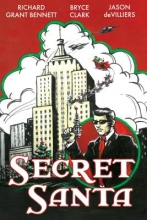 Bennett, Richard Grant,   Clark, Bryce,   deVilliers, Jason Secret Santa