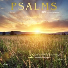 Browntrout Publishers, Inc Psalms 2017 Square