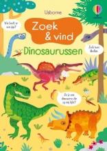 , Zoek en vind Dinosaurussen