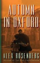 Rosenberg, Alex Autumn in Oxford