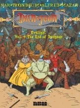 Sfar, Joann,   Trondheim, Lewis Dungeon Twilight 4