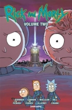 Gorman, Zac Rick and Morty, Volume 2