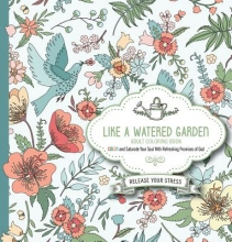 Passio Like a Watered Garden Adult Coloring Book