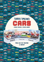 Richard  Ferguson Terrific Timelines: Cars