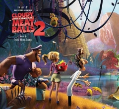 Miller-Zarneke, Tracey The Art of Cloudy With a Chance of Meatballs 2