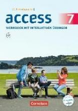 Access - Englisch als 2. Fremdsprache Band 2. 7. Klasse - Workbook mit Audios online