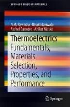Ravindra, N. M. Thermoelectrics