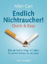 Carr, Allen Endlich Nichtraucher! Quick & Easy