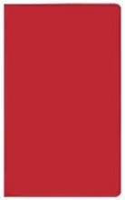 Taschenkalender Modus XL geheftet PVC rot 2017