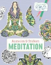 Ausmalen & Stickern: Meditation