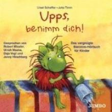Scheffler, Ursel Upps, benimm dich! CD