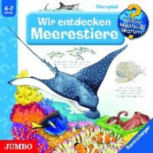Ebert, Andrea Wir entdecken Meerestiere