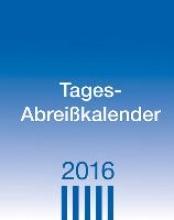 Tagesabreikalender 2016 gro