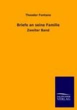 Fontane, Theodor Briefe an seine Familie