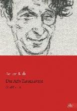Kuh, Anton Der Affe Zarathustras