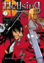 Hirano, Kohta Hellsing - Neue Edition, Bd. 3