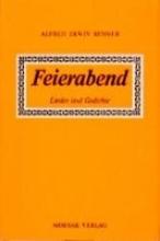 Renner, Alfred E Feierabend