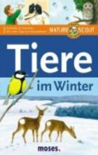 Saan, Anita van Tiere im Winter. Nature Scout