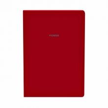 , Notitieboek Quattro Colori original A5 rood