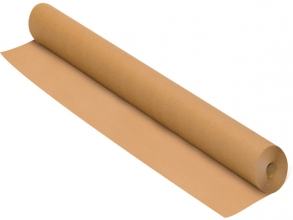 , Inpakpapier Raadhuis 50cm x 250m bruin
