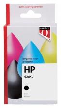 , Inktcartridge Quantore HP CD975AE 920XL zwart