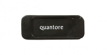 , Webcamcover Quantore zwart