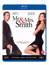 Mr. & Mrs. Smith Blu-Ray /