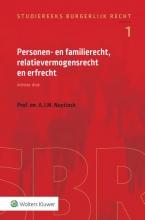 , Personen- en familierecht, relatievermogensrecht en erfrecht