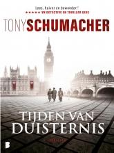 Tony  Schumacher Tijden van duisternis
