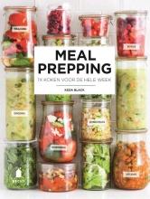Keda  Black Meal prepping