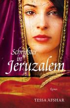 Tessa  Afshar Schrijfster in Jeruzalem