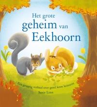 Susie Linn , Het grote geheim van Eekhoorn