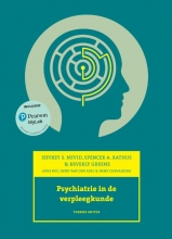 Beverly Greene Jeffrey S. Nevid  Spencer A. Ratrhus, Psychiatrie in de verpleegkunde