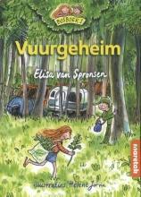 Elisa van Spronsen , Vuurgeheim