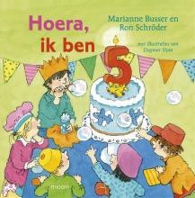 Busser, Marianne / Schrder, Ron Hoera, ik ben 5