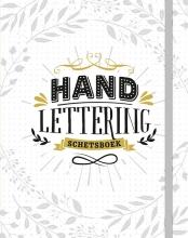 , Handlettering schetsboek