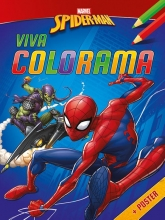 , Spider-Man Viva Colorama