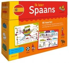 Stephanie ELEAUME-LACHAUD , Ik leer Spaans - 90 kaarten