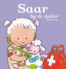 Pauline  Oud Saar bij de dokter