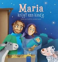 Mieke van Hooft Maria krijgt een kindje